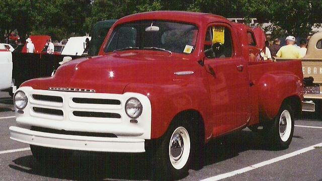 1960 Studebaker Truck