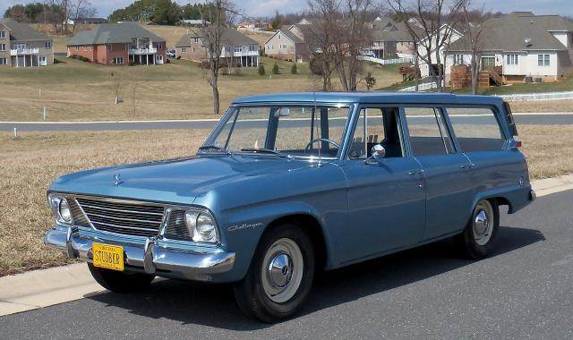 Bill Hood Ford >> Bill Jackameit's Studebaker Page