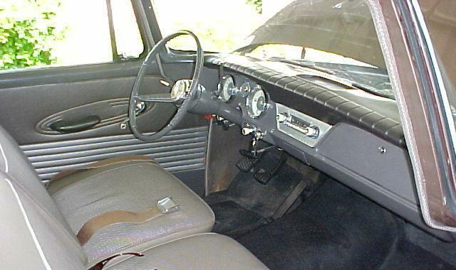 1962 Studebaker Lark Interior