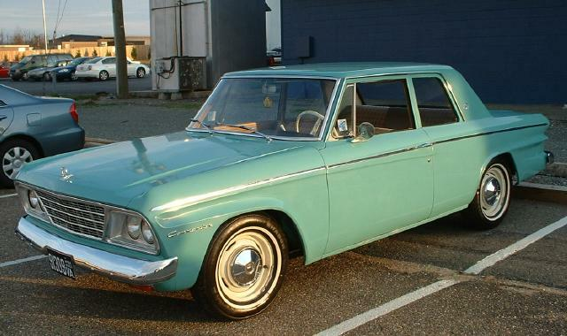 1965 Studebaker Commander Sedan