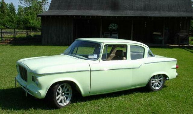 1959 Studebaker Lark Hot Rod
