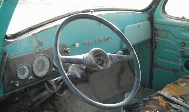 1959 Studebaker Truck