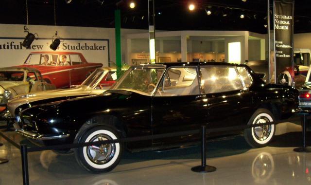 Zip Line Seat >> Studebaker National Museum August 2010 Visit