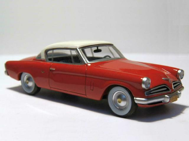 UK Studebaker Toy Collection